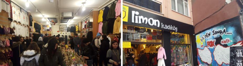Kadikoy Limon shop