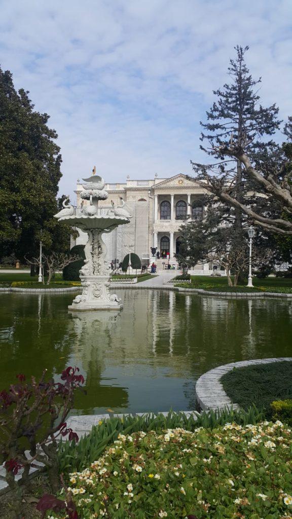 Dolmabahce Palace Selamlik