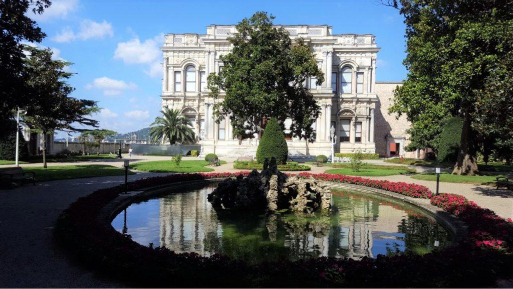Beylerbeyi Palace- Main Building