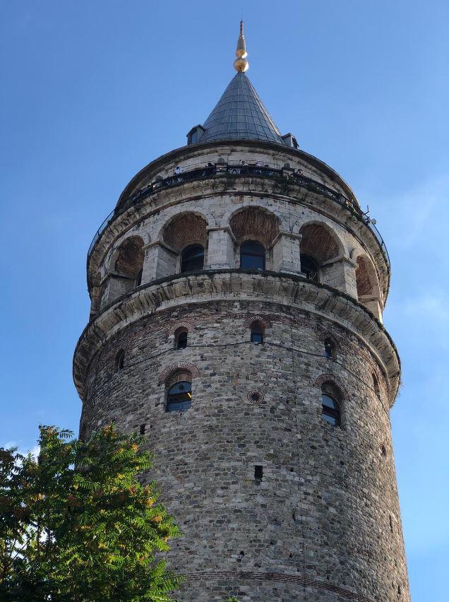 Galata Tower itself
