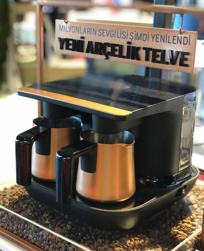 Arcelik, Turkish Coffee machine