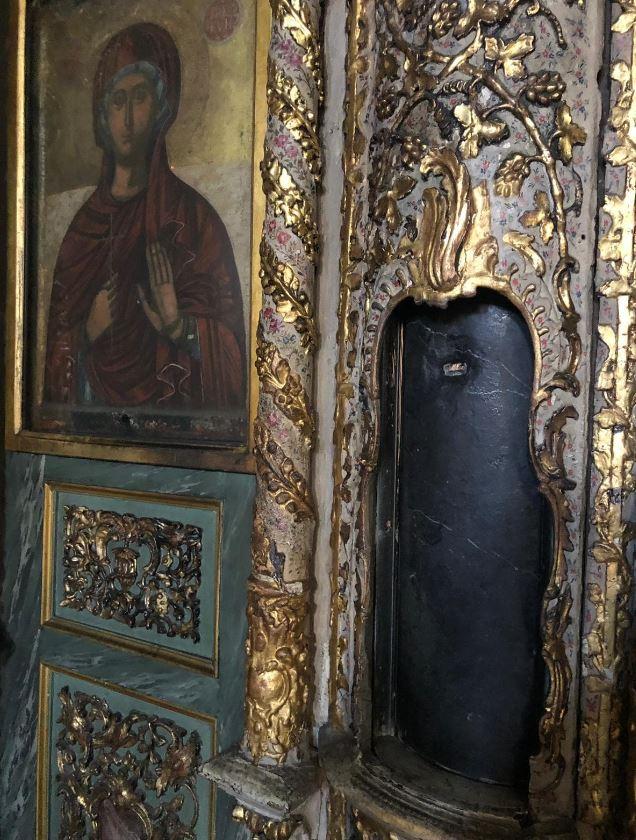 The Column of Jesus Christ's Flagellation