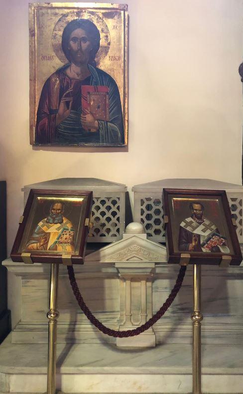 Three bishops