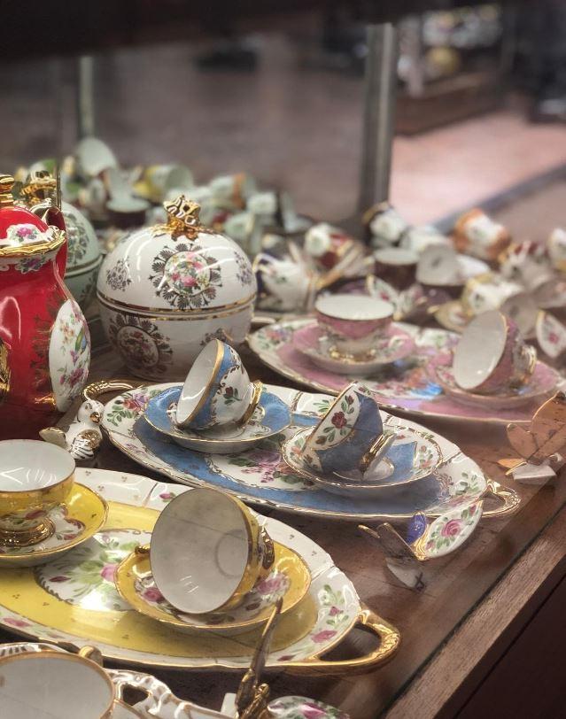 Spice Bazaar Istanbul- Galeriset