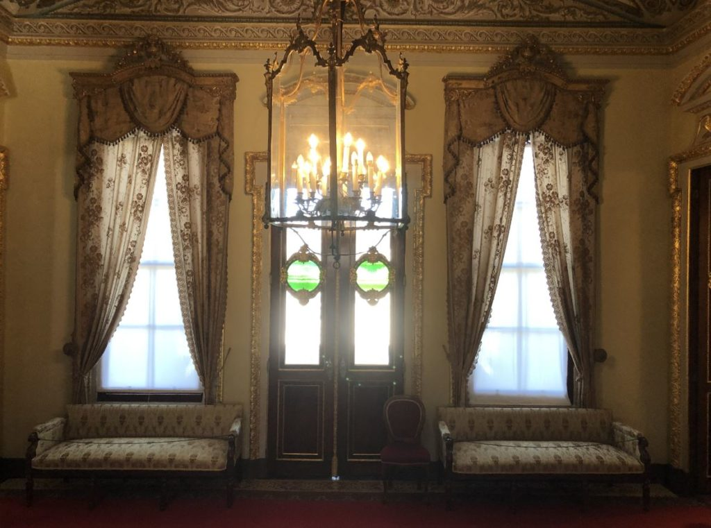 Kucuksu Pavilion Interior