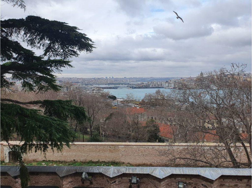 Topkapi Palace- View