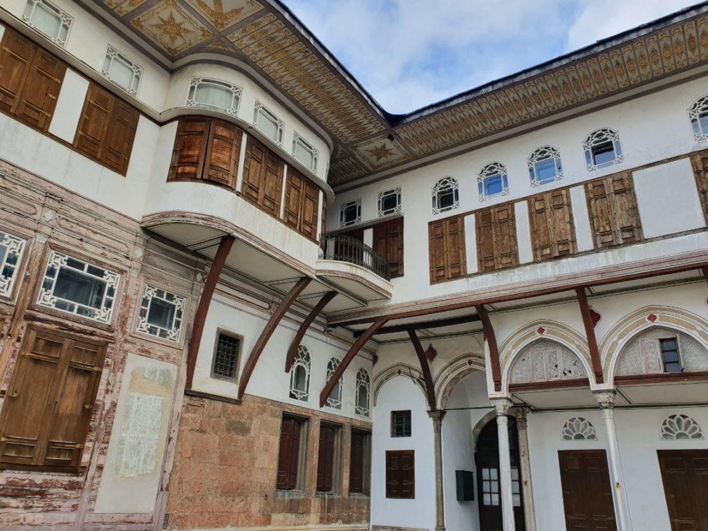 Sultan's Favorites' Court