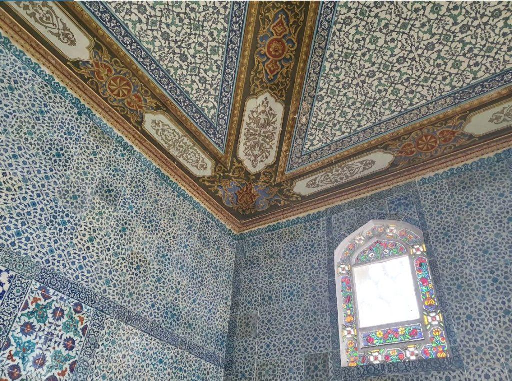 Topkapi Palace- Circumcision Room