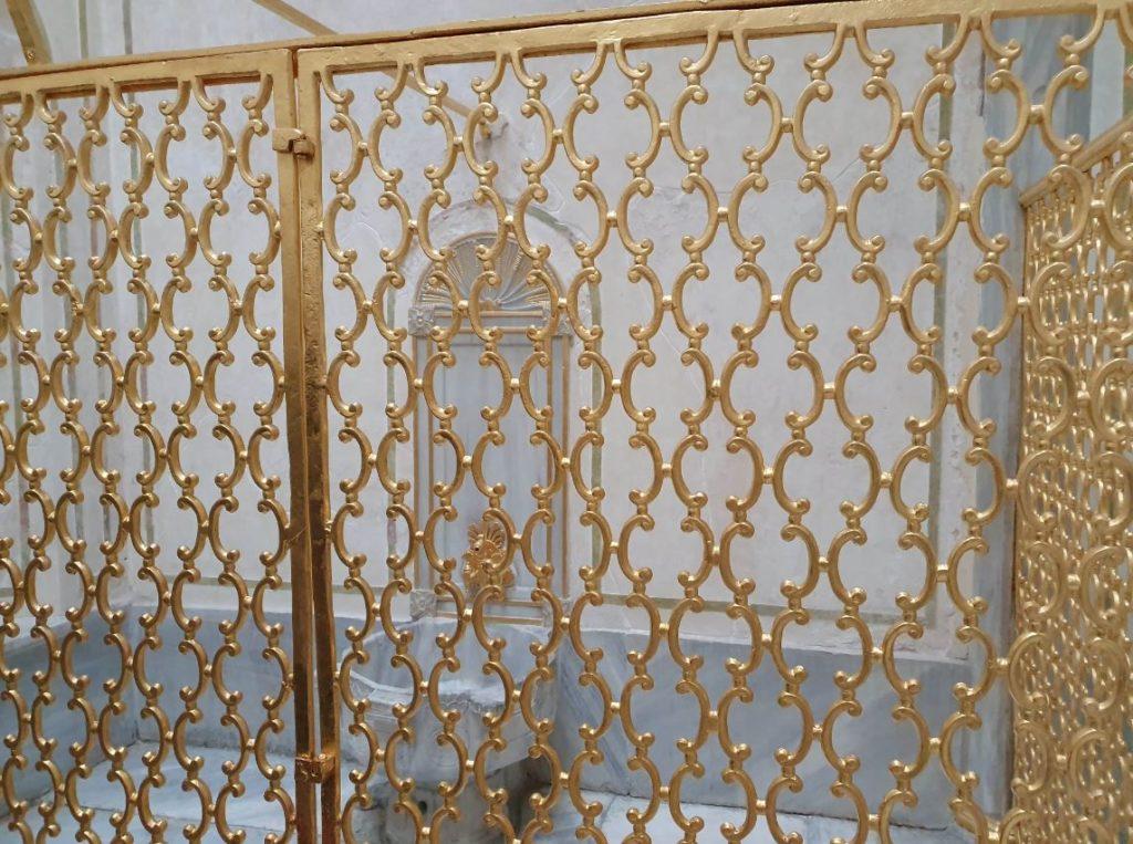 Topkapi Palace- Golden Fence