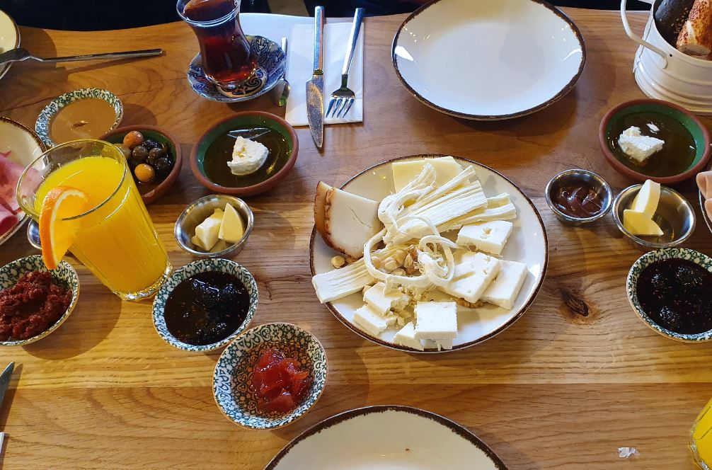 Turkish breakfast @ Sabbah