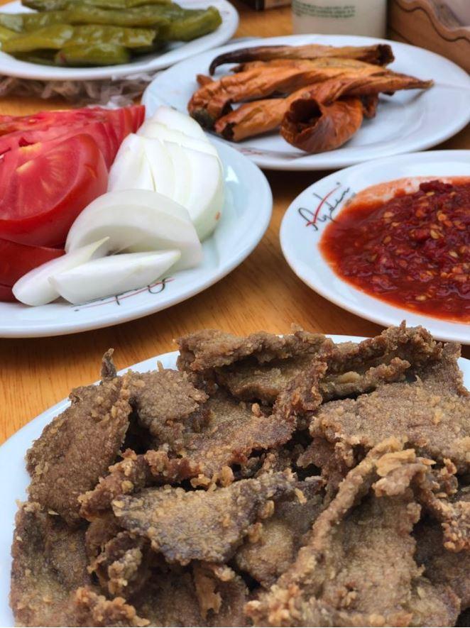 Best liver in Edirne