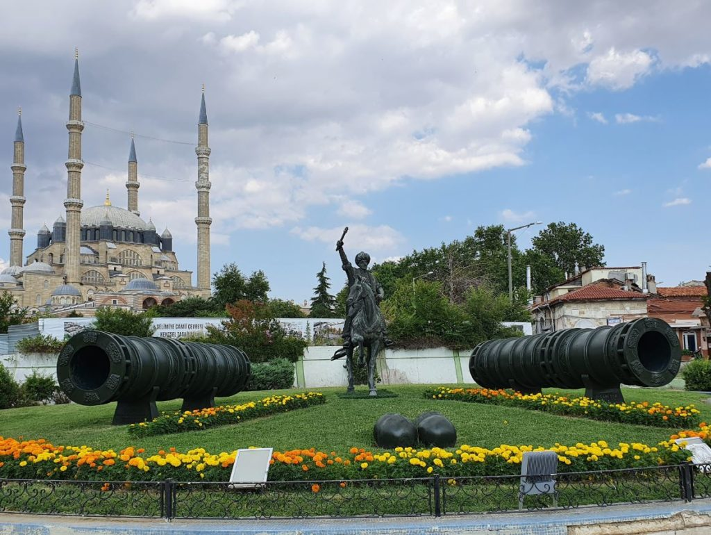 Edirne- Fatih Sultan Mehmet