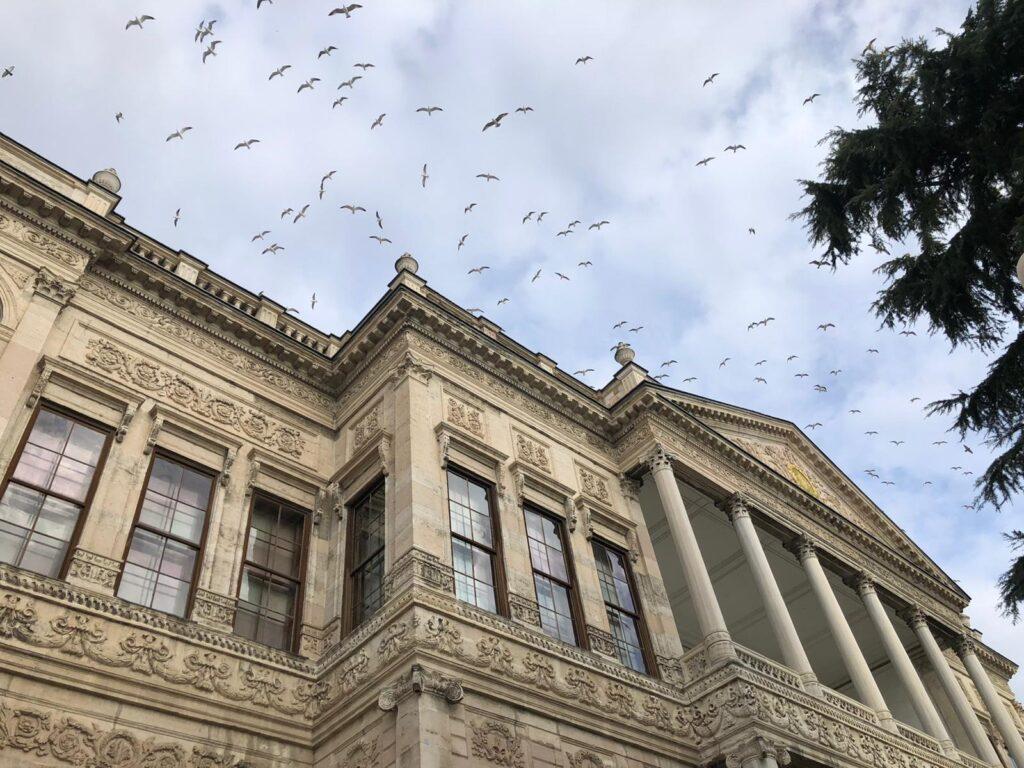 Dolmabahce Palace Harem