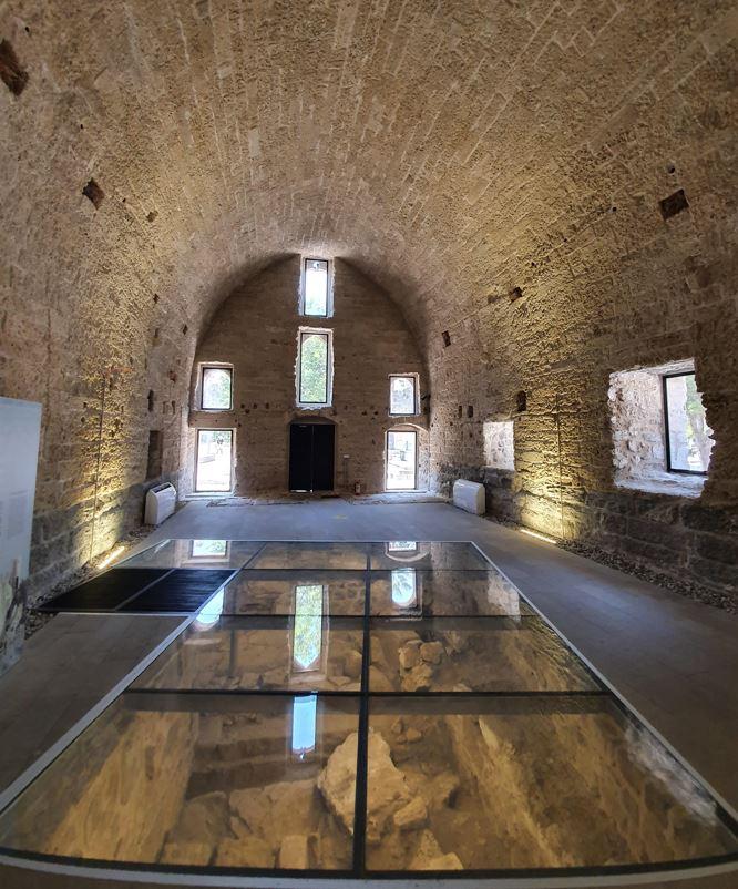 Chapel in Bodrum Castle